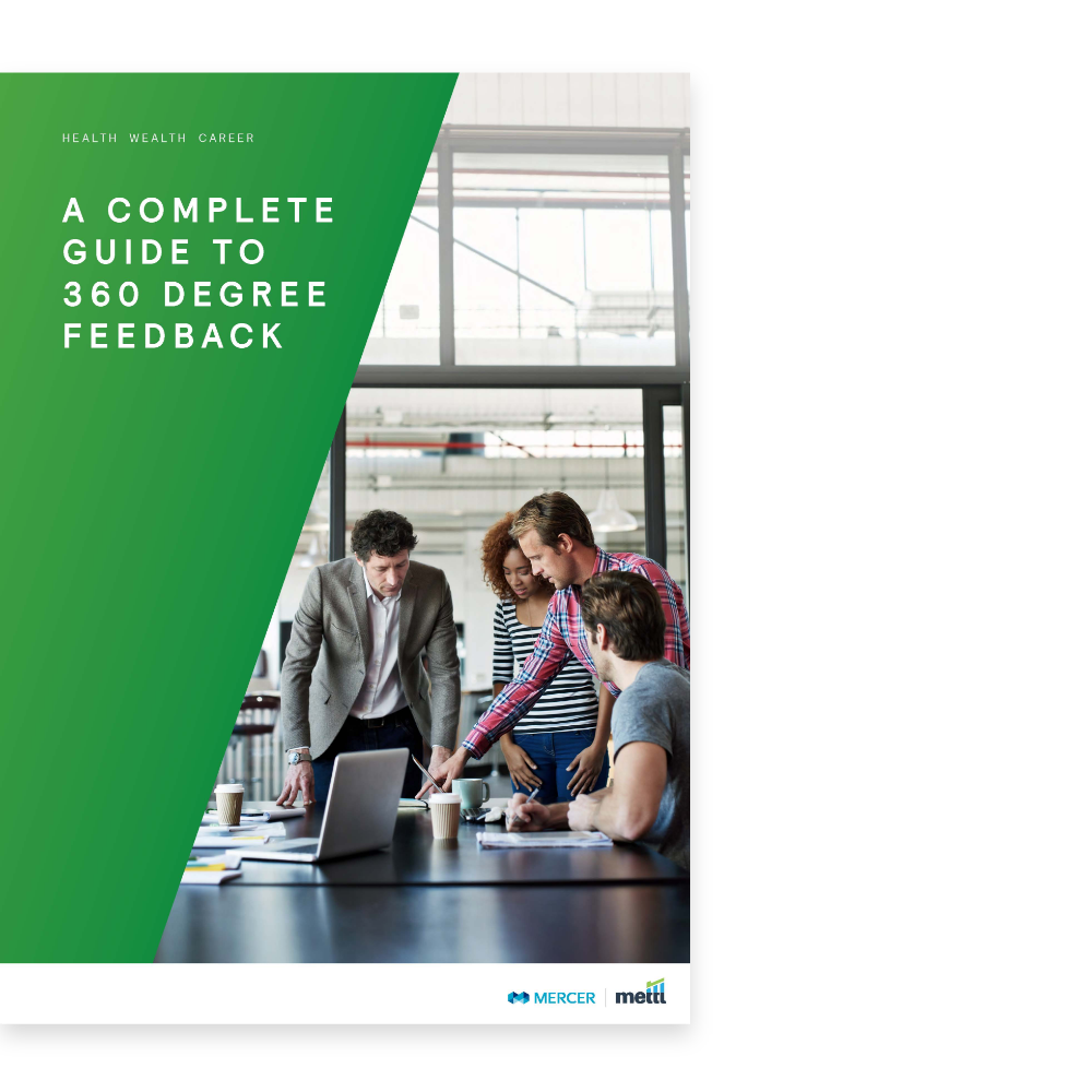 A Complete Guide to 360-Degree Feedback