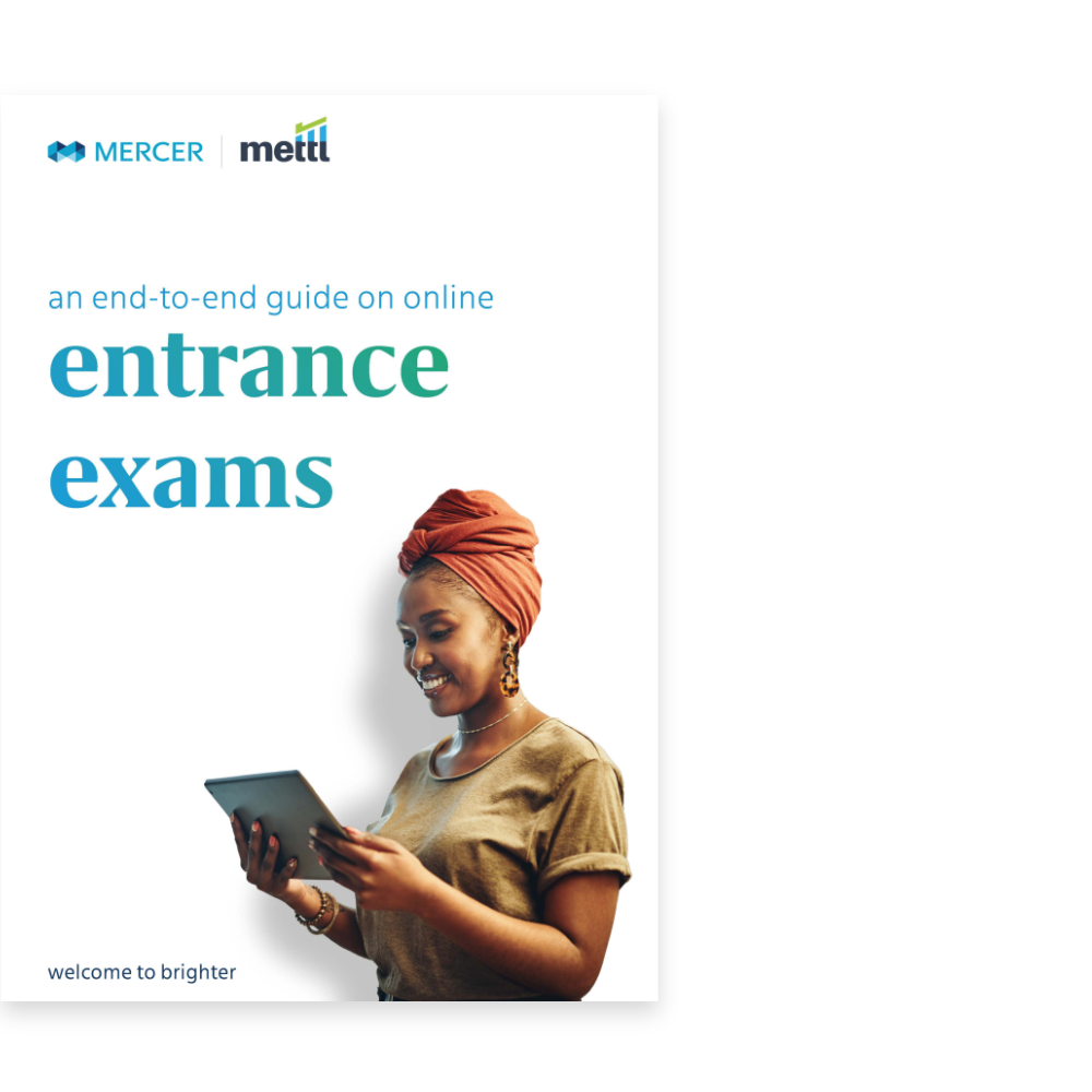 End-to-End Guide to Online Entrance Exams