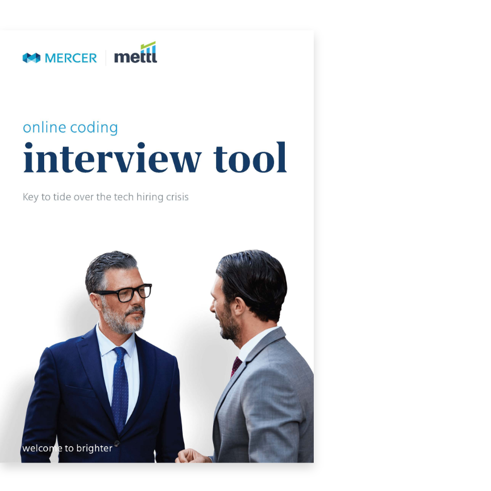 Online Coding Interview Tool: Key to Tide over the Tech Hiring Crisis