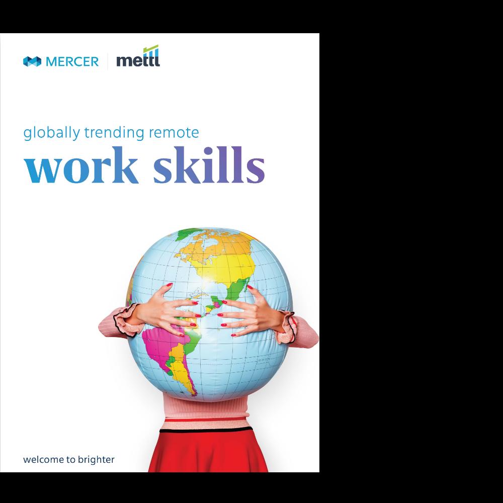Globally Trending Remote Work Skills