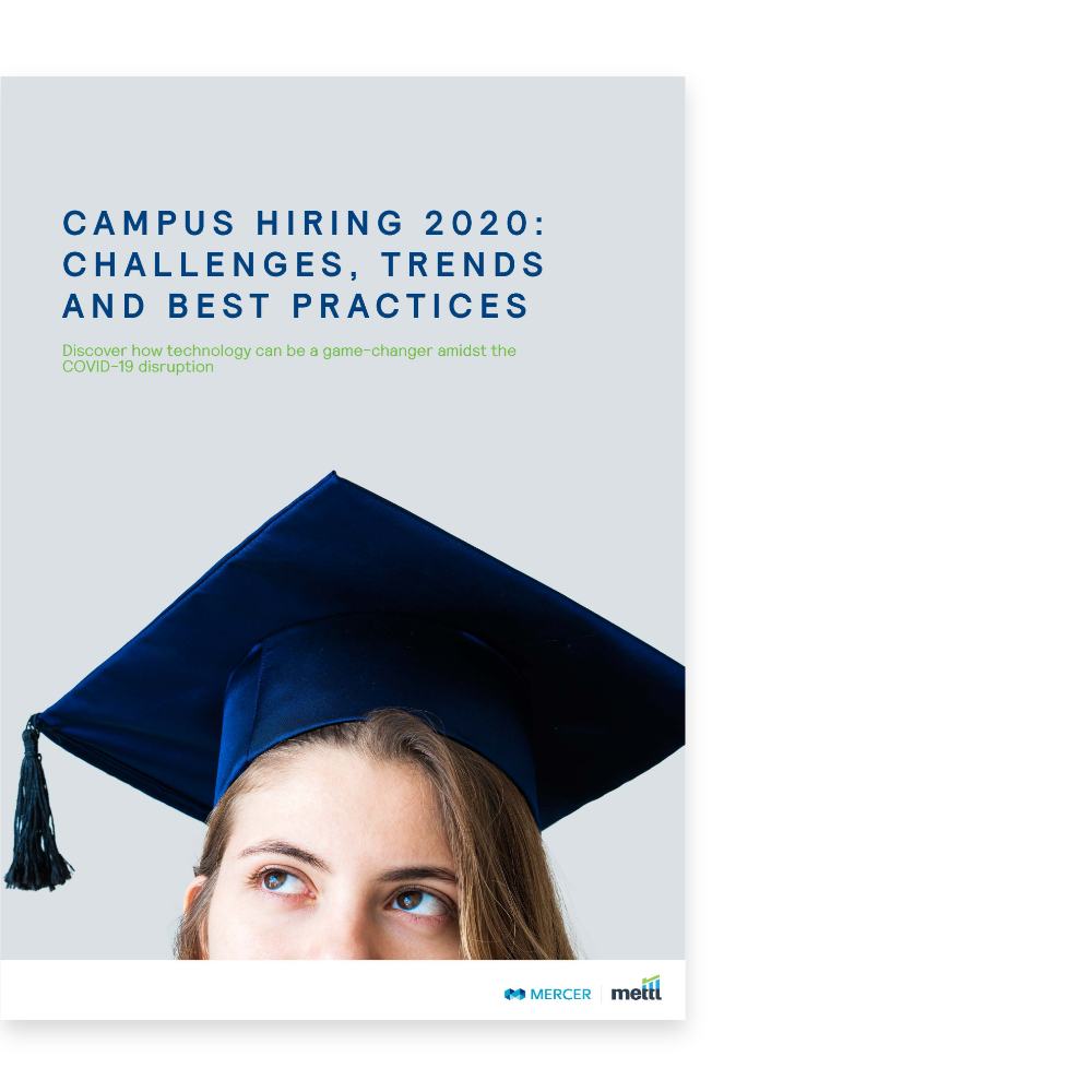 Campus Hiring 2020: Challenges, Trends and Best Practices