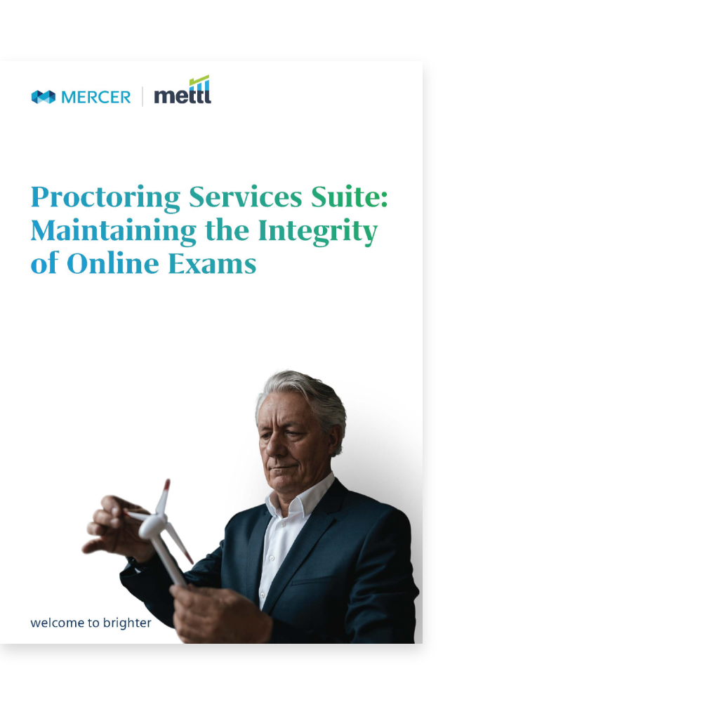 Proctoring Services Suite: Maintaining the Integrity of Online Exams
