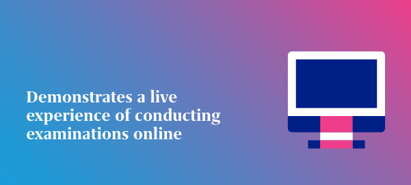 Live Demo: How to Conduct Online Examinations- Philippines Chapter