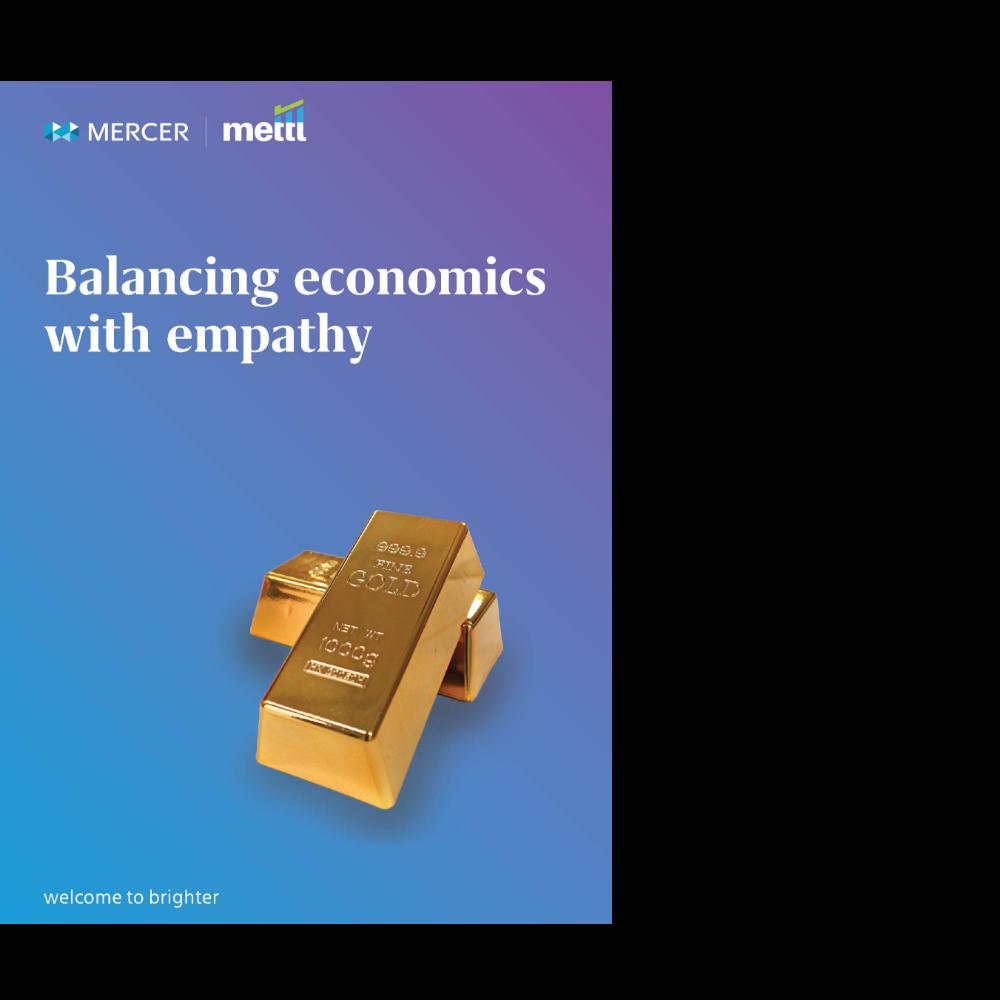 Balancing Economics with Empathy