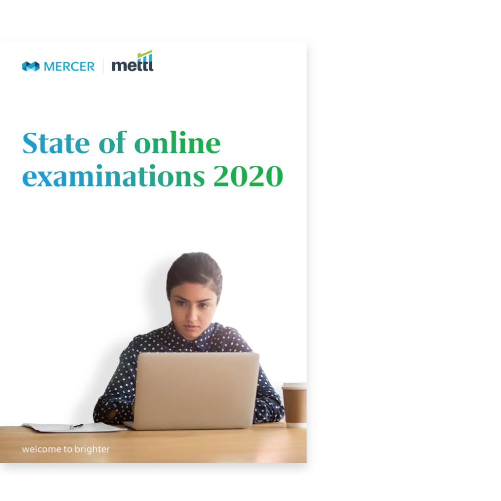 State of Online Examinations 2020