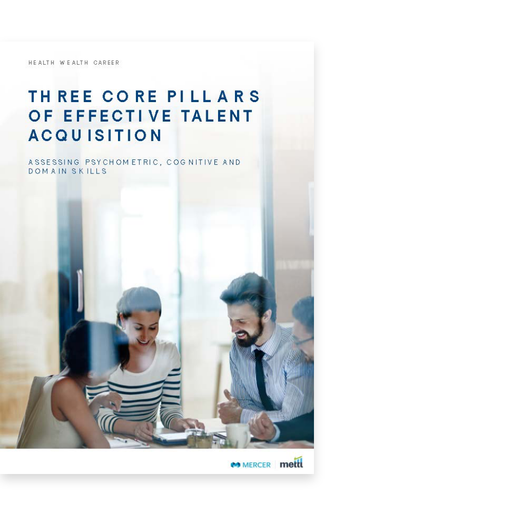 Three Core Pillars of Effective Talent Acquisition