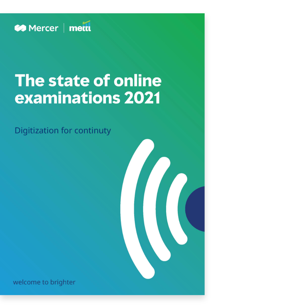 Decoded: Online examination trends in 2021 and beyond
